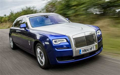 how much are rolls royce 2014 rolls royce ghost series ii first drive telegraph