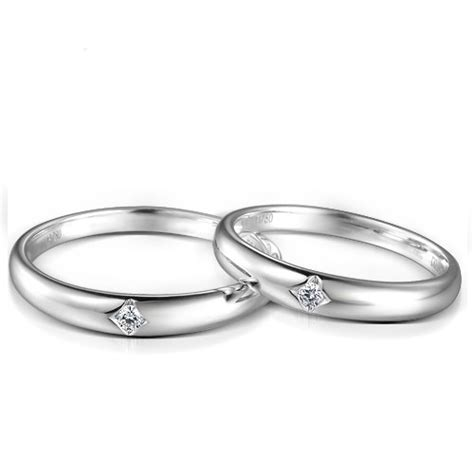 inexpensive matching couples wedding bands rings