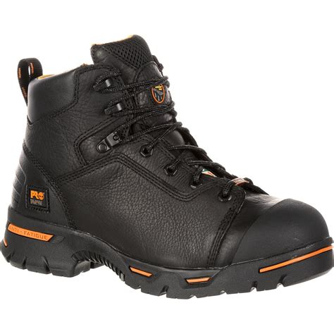 puncture resistant boots timberland pro endurance steel toe waterproof puncture
