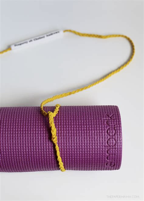 Diy Exercise Mat by Mat Diy