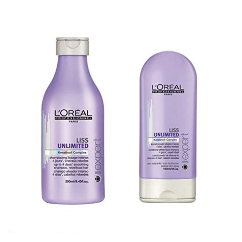 Shoo Loreal loreal nourishing shoo and conditioner hair shoo and