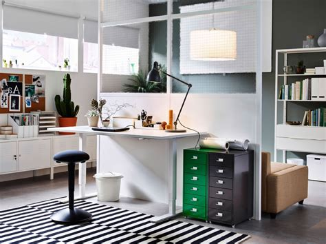 ikea home office images
