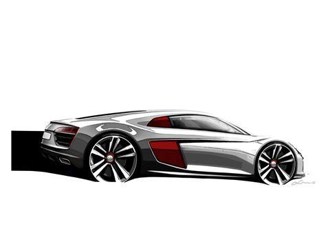 Audi Blog by Audi R8 Zeichnungen Audi Blog