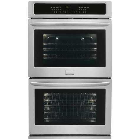 frigidaire gallery gallery  cu ft double electric