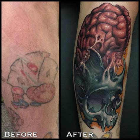 can color tattoos be removed 82 best images about removal to cover up on