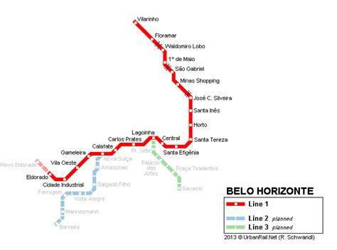 south america map belo horizonte urbanrail net gt south america gt brazil gt minas gerais