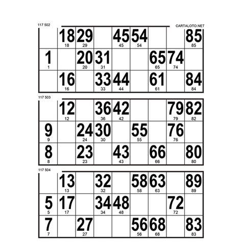 cout grille loto 167 planches de 3 grilles en papier 80gr enti 232 rement