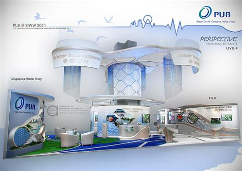 booth design company in singapore exhibition design special booth by amornwat