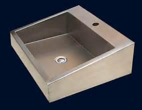 steel bathroom sink overview pictures