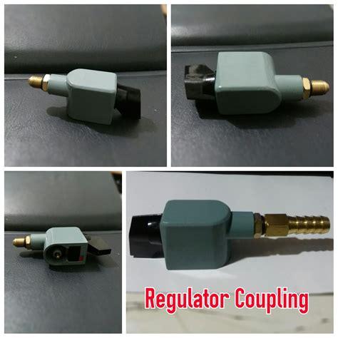 Nepel Selang Gas Ernesto 1 2 jual regulator gas coupling harga murah jakarta oleh daya teknik