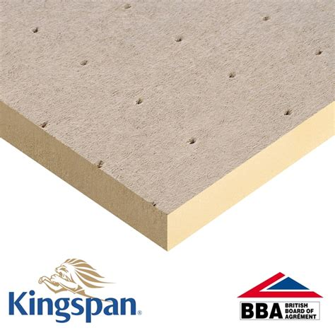 Flat Roof Insulation Tr27 Flat Roof Insulation By Kingspan Thermaroof 75mm 4