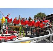 InPark Magazine – Speedy Gonzales Coaster Revs Up The