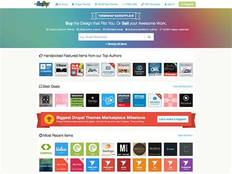 8 best themeforest alternatives for selling