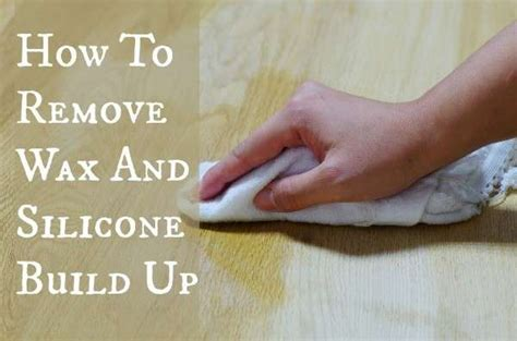 how to remove wax from a couch wax and silicone build up on furniture home ec 101