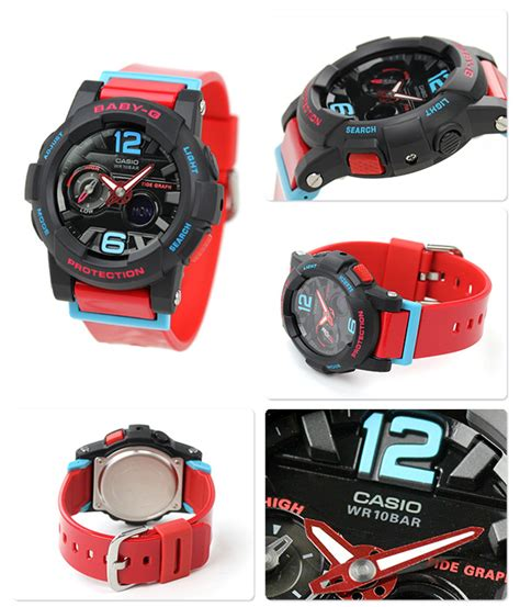 Jam Tangan Led 3 Pcs jam tangan casio baby g bga 180 original black jam