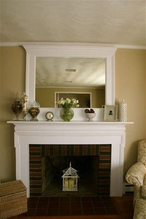 mirror fireplace for the home juxtapost