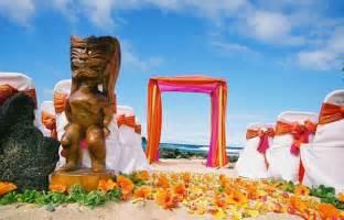 Ideas of hawaiian wedding reception weddingelation