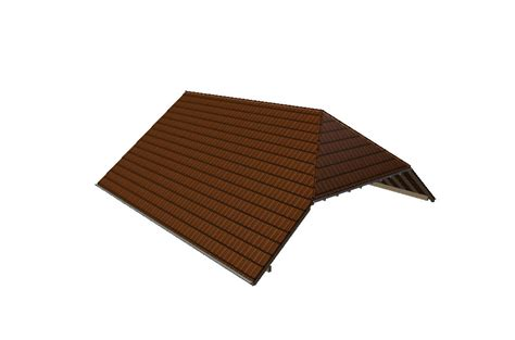 Half Hipped Roof roof types