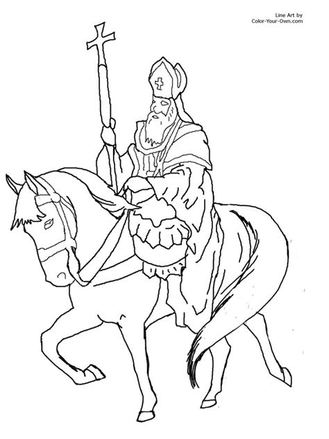 Coloring Pages For St catholic coloring pages az coloring pages
