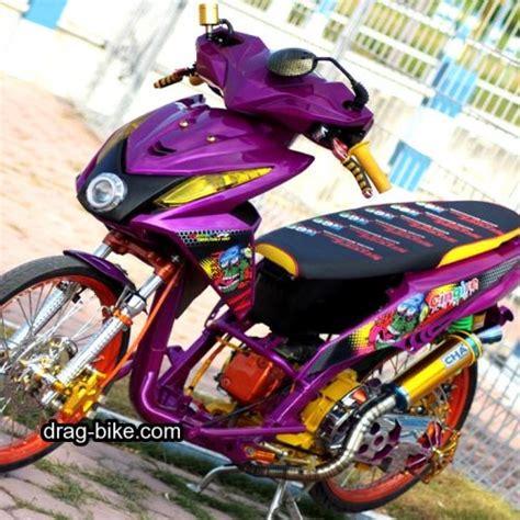 Shock Racing Beat Fi modif motor beat karbu automotivegarage org