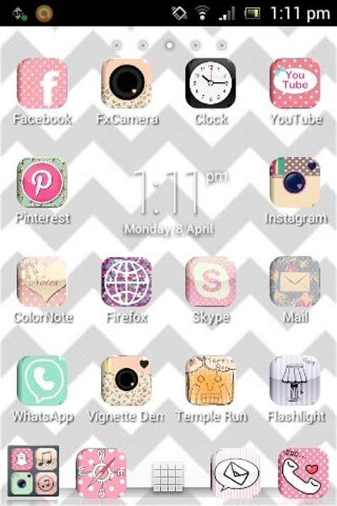 icon changer for android with cocoppa for iphone or icon changer for android then you to new icons from