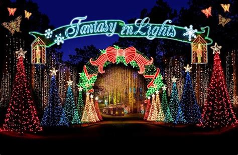 fantasy in lights tickets 2017 8 best cities to enjoy city lights and holiday spirit