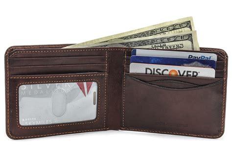 Tony Perotti Unisex Prima Wallet - tony perotti prima bi fold wallet w id window handmade