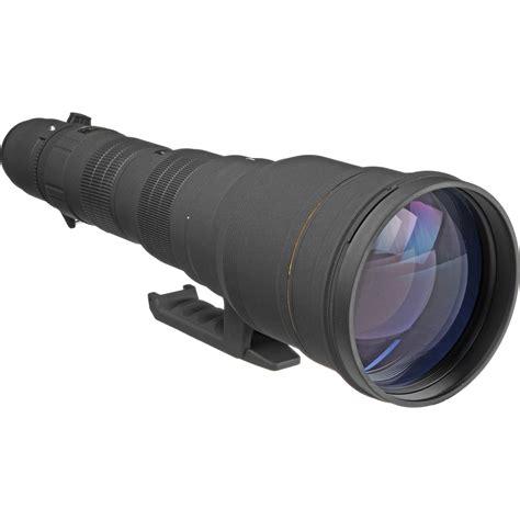 Sigma Lens sigma zoom telephoto 300 800mm f 5 6 ex dg apo if 595101