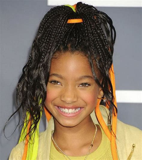 Cute Little Girl Hairstyles With Weave   HairStyles