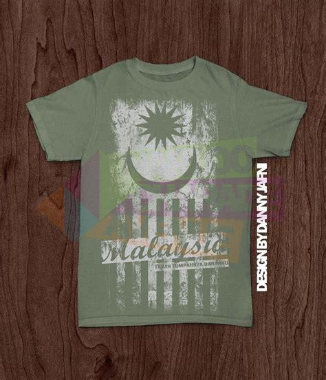 design t shirt in malaysia tshirt design malaysia tanah tumpahnya darahku by