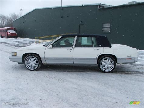 Cadillac Custom Wheels by 1992 Cadillac Sedan Custom Wheels Photo 42969389
