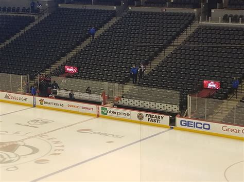 players bench colorado colorado avalanche seating guide pepsi center