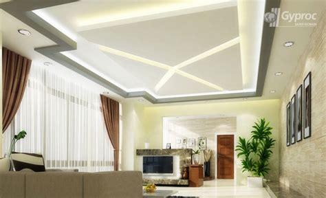 False Ceiling Designs For Living Room India False Ceiling Designs For Living Room Gobain Gyproc India