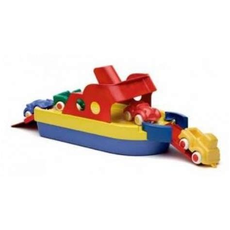 ferry boat with mini cars boat ferry with 2 mini cars 2 figures viking toys