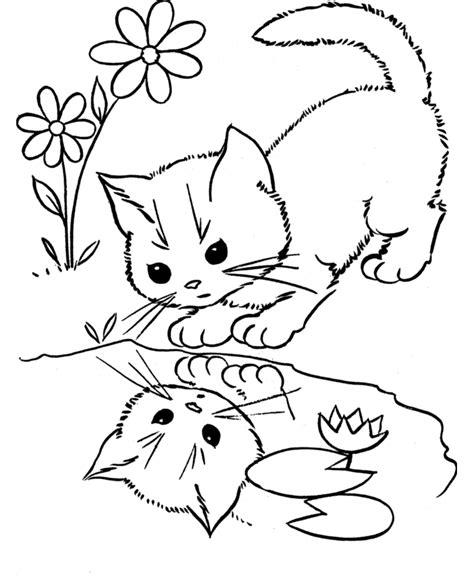 coloring pictures of big cats im 225 genes de gatos para colorear dibujos de