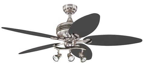 Modern Ceiling Fans With Lights 10 Versatile Options With Modern Ceiling Fans Light Warisan Lighting