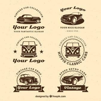 rare car brand logos