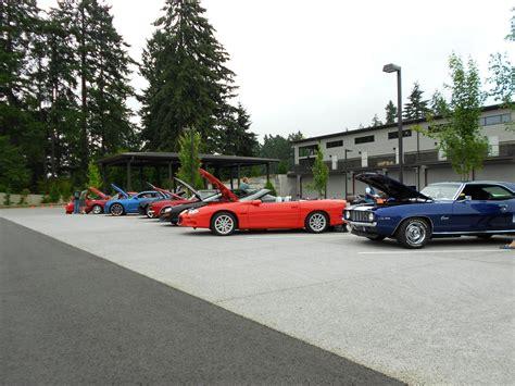 Garage Plus by Garage Plus Car Show 07 20 13 Pacific Northwest Camaro Club