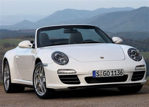 Porsche 911 997 Cabriolet Review by Review Porsche 997 911 Cabriolet 2005 12