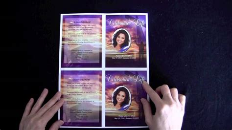 any occasion prayer card templates prayer cards funeral cards