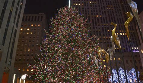 when do they remove rockefeller christmas tree rockefeller center festivities the sherry netherland