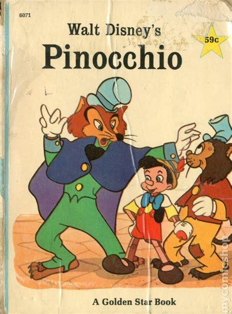 pinocchio picture book pinocchio a golden book 1967 golden library