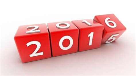 new year 2016 end big digital marketing resolutions for 2016