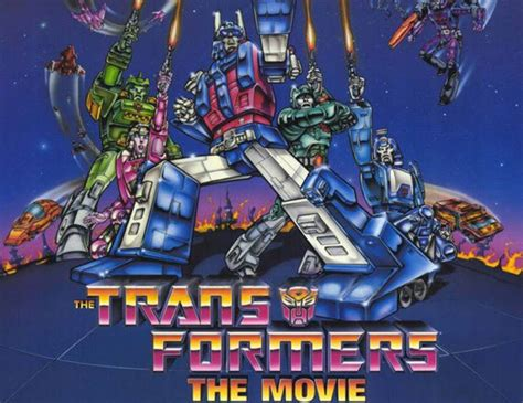 Transformers Movie 1986 Film Watch Transformers The Movie From 1986 On Youtube Rediscover The 80s