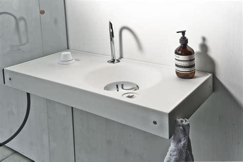 designboom bathroom wet italia s host bathroom system connects wash basin and