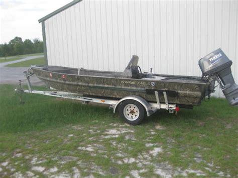 war eagle boats in saltwater 2007 war eagle 1754 home