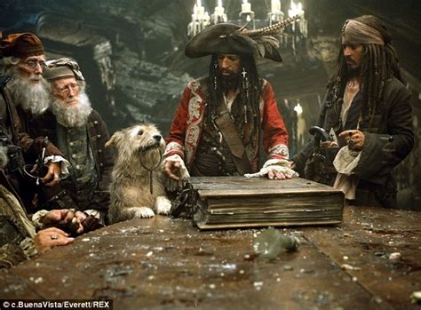 Keith Richards To Do Potc 3 by Keith Richards Set To Play Johnny Depp S Again In