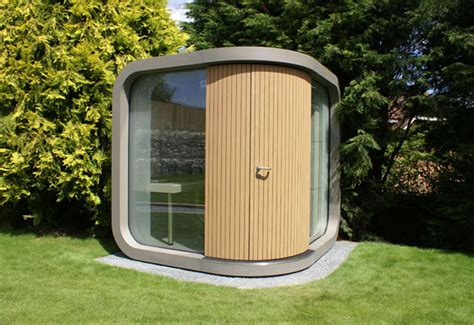 officepod contemporary home office in your backyard