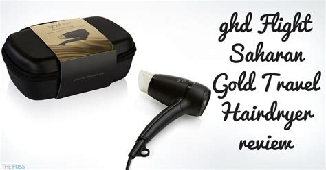 Hair Dryer Ghd Review ghd limited edition flight hairdryer review the fuss