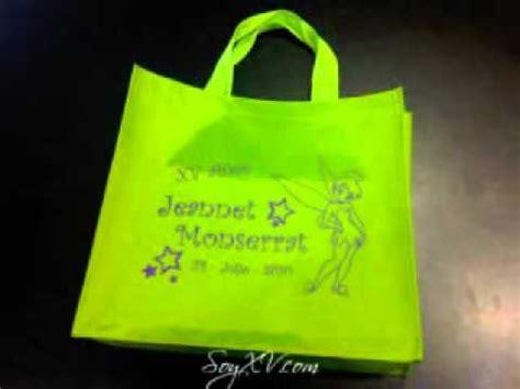 como hacer bolsitas de cumplea os con tela todo bolsas en tela con cintilla tipo canasta para recuerditos
